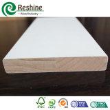 Moldeado de madera sólido ligero preparado del Baseboard S4s
