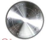 La circulaire scie la lame pour le PVC d'aluminium de découpage