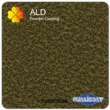 (P05T90004M) Textura Decorativa Interior Brilhante Ao Ar Livre Pulverizado Metalizado Pó De Revestimento Para Móveis