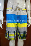 Streifen Solid Color Beachwear Swimwear Beach/Board Shorts für Man/Women