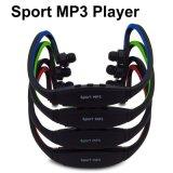 Écouteur mains libres sans fil de lecteur MP3 stéréo de carte de FT de sports