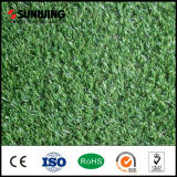 Spätestes Design 25mm Natural Green Outdoor Artificial Grass Tile für Garten