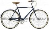 una bici classica delle 7 velocità di nesso 28inch ragazze di inter con la bici olandese della città della bici di Oma del cestino
