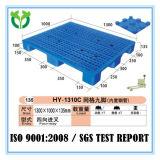 plicht 1300X1000 Meidum Negen van Nestable Voet Pallet van de Fabriek Prijs Gebruikte Plastic