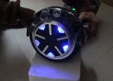 Vespa eléctrica del patín eléctrico de Skullcandy del garrapatos con el motor del LED