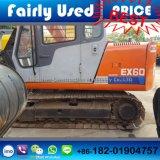 Precio picador del excavador de Japón Ex60-1 del excavador de la correa eslabonada de Hitachi Ex60-1 mini mini