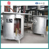 300kg Steel、Copper、Aluminum Cast Iron Melting Furnace