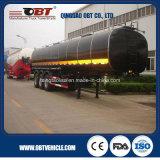 3 Radachse lebhafter Bitumen-Transport-Tank-Förderwagen-halb Schlussteil
