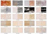 PVC-Baumaterial-Marmor-Stein-Farbe, die PVC-Film lamelliert