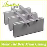 Aluminium U-Shaped Box Tuiles de plafond