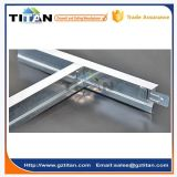 T24 sistemas de red planos suspendidos galvanizados del techo T