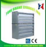 '' tipo della corrente elettrica 54 e ventilatore di scarico fissato al muro dell'installazione