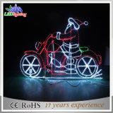 LED第2モチーフのクリスマスのスノーマンの装飾ライト