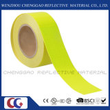 소통량 (C3500-OF)를 위한 PVC 벌집 유형 Safery 형광성 사려깊은 테이프