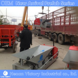 Máquina concreta Jj del panel de pared de la escoria de la ceniza del cemento de la arena de la materia prima