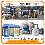Máquina automática do tijolo do bloco de cimento do cimento Qt12-15 hidráulico com Ce