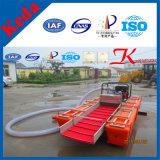 ベストセラーのための最上質の小型金の浚渫船