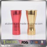 Чашка высокого качества алюминиевая цветастая