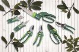 """El jardín del condensador de ajuste del jardín Scissors 21.5 """" esquileos de acero del seto con la lámina ondulada"""