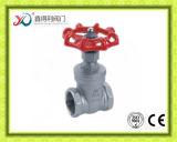 Soupape à vanne filetée par usine de la Chine TNP 200wog d'En10226