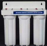 Filtro de água de 5 estágios com Sterilizer 6W UV