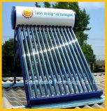 Verwarmers van het Water van de hoge druk de Compacte Zonne
