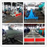 160mmの給水および排水PVC管の放出機械