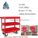 150kg Belastbarkeit Faltbare Platform Hand Truck