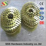 Chiodo della bobina del collegare per costruzione, decorazione, facente i pallet