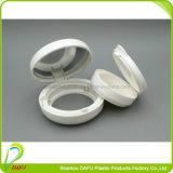 Imballaggio cosmetico del compatto di figura rotonda