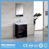 Suelo clásico del compacto americano del diseño - muebles montados del roble del cuarto de baño (BV140W)
