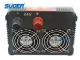 Suoer Solar Power Inverter 24V 220V DC a AC Power Inverter 2000W con CE y RoHS (HDA-2000B)