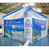 يتاجر عرض يعلن خيمة قابل للنفخ/عنكبوت ترويجيّ خيمة قابل للنفخ