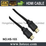Conexión plateada oro de calidad superior HDMI Kable de los 30m el 100FT para LCD DVD TVAD