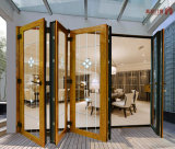 子供の寝室のためのカNetsfが付いているアルミニウム折れ戸