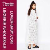 Платье пляжа вязания крючком купального костюма женщин (L51283-2)
