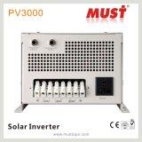48V 6kw del inversor de baja frecuencia del panel solar de la red