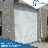Roller Control Remoto / persiana Puertas de Garaje, alta velocidad del balanceo hasta las puertas, listones de persiana enrollable