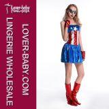 Фабрика костюма партии супергероя Halloween (L15341)
