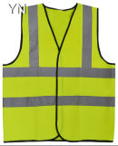 Visibility elevado Reflective Safety Vest com Good Quality