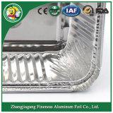 사용된 알루미늄 호일 음식 콘테이너