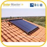Coletor térmico solar novo da eficiência elevada do projeto 2016