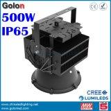 500 de Schijnwerper 400W 300W Philips High Power Sport Court Lighting High Mast 200W 300W 400W 500W LED Stadium Flood Light van Outdoor van watts