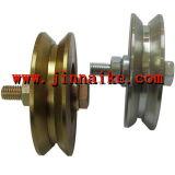 重い引き戸のための鋼鉄スライド・ゲートの車輪