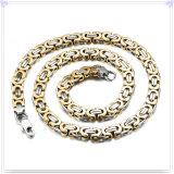 Цепь нержавеющей стали Jewellery способа ожерелья способа (SH058)
