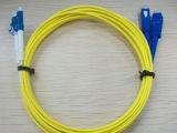 El mejor Sc del precio a LC  Puente óptico de fibra, Sc APC a la cuerda de corrección de la fibra del LC Upc/al cable ópticos, Sc Upc Dx a la cuerda de corrección del LC Upc Dx SM