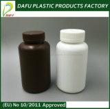 bottiglia farmaceutica dell'HDPE 500ml con la protezione resistente del bambino