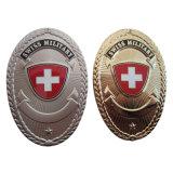 최고 질 스위스 군 기장