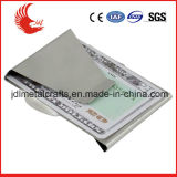 Supporto superiore della carta di credito della clip dei soldi dell'acciaio inossidabile del grado di modo