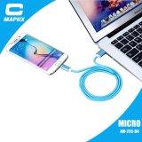 Кабель USB Micro любимчика способа материальный для Android